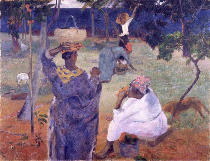 Crédits image : Paul Gauguin,