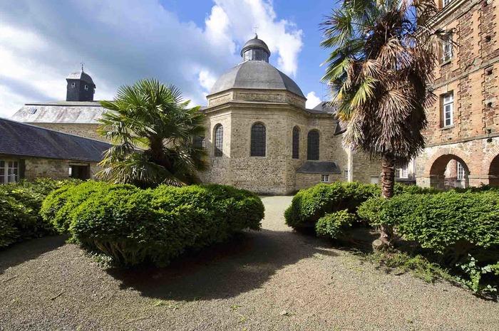 Journées du patrimoine 2018 - Visite libre de la chapelle de l'hôpital de Coutances