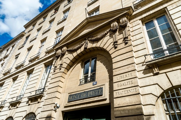 Journées du patrimoine 2018 - Découverte du Crédit Municipal de Paris