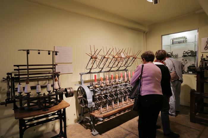 Crédits image : Musée de la Bonneterie - Photographie : Carole Bell, Ville de Troyes