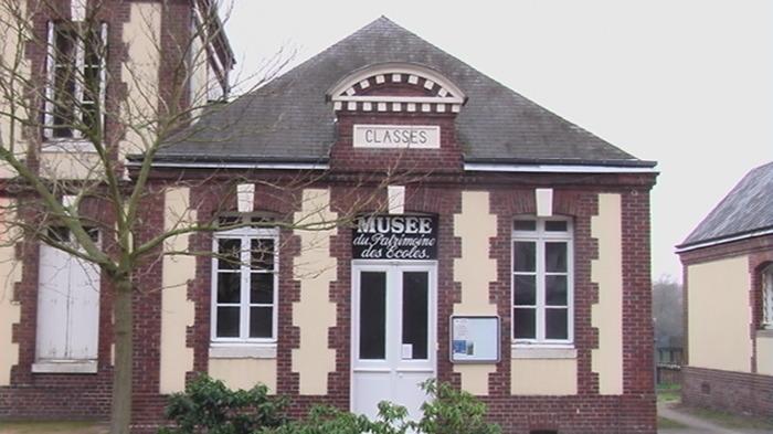 Journées du patrimoine 2018 - Visite guidée du musée du patrimoine des écoles d'Amfreville-la-Mivoie