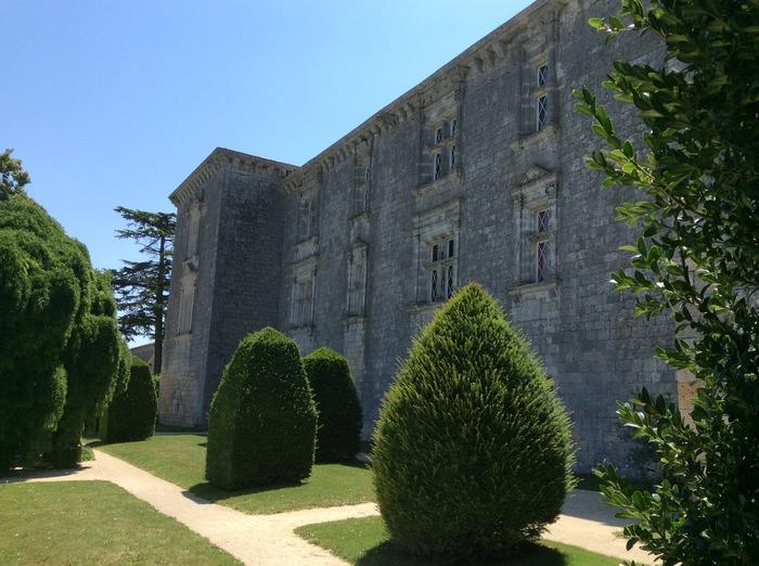 Journées du patrimoine 2018 - Visite guidée du château Renaissance