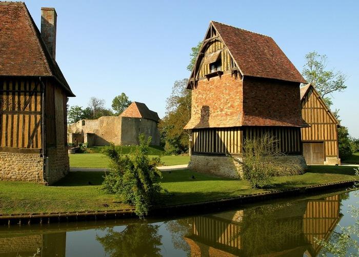 Journées du patrimoine 2018 - Visite guidée du château de Crèvecoeur