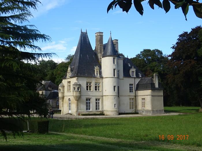 Journées du patrimoine 2018 - Visite guidée du château de Lion-sur-Mer