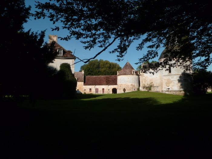 Journées du patrimoine 2018 - Visite guidée du château de Vicques