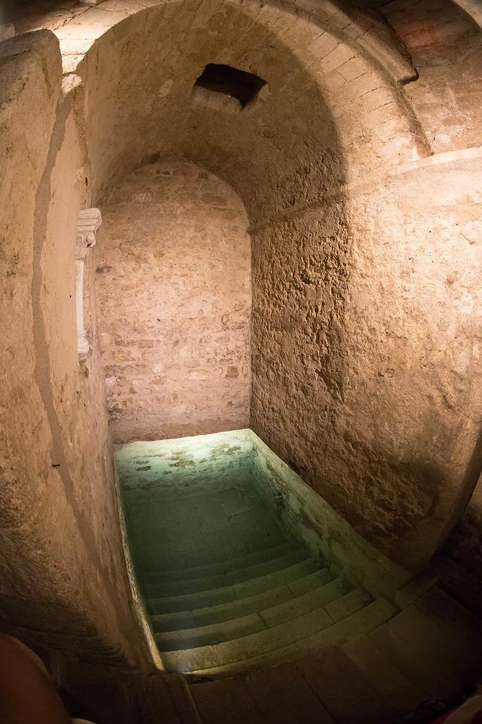 Journées du patrimoine 2018 - Visite guidée du Mikvé, bain rituel juif