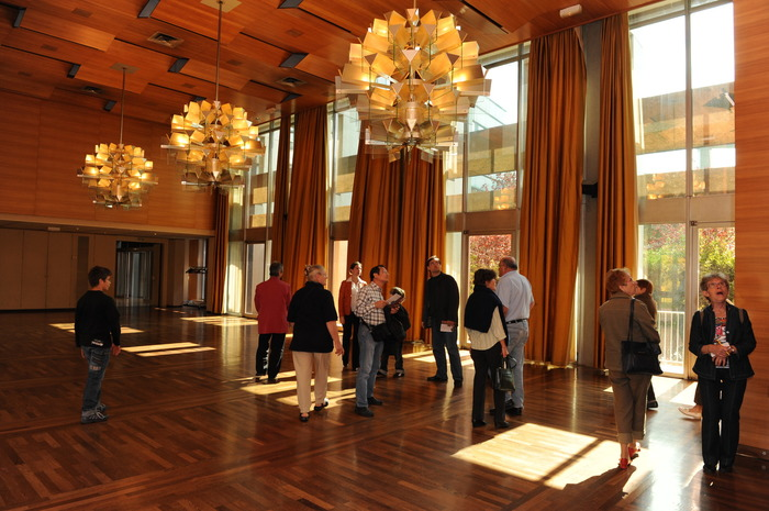 Journées du patrimoine 2018 - Visite commentée du bâtiment de la préfecture et du conseil départemental de la Drôme.