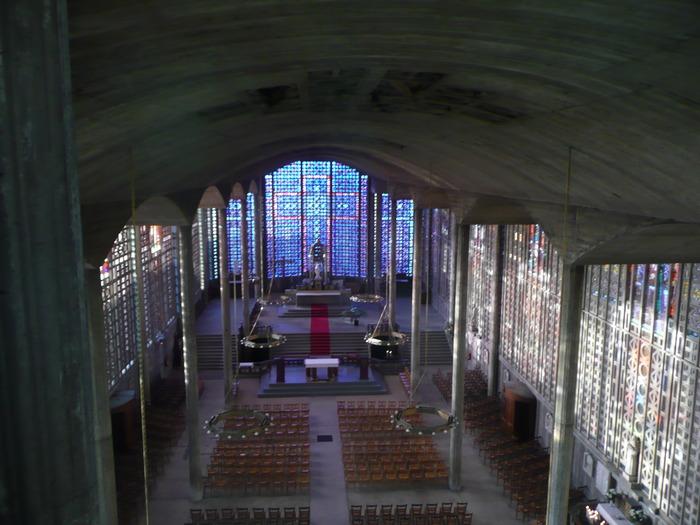 Journées du patrimoine 2018 - Visites guidées de la Sainte-Chapelle du béton armé - l'église Notre-Dame du Raincy