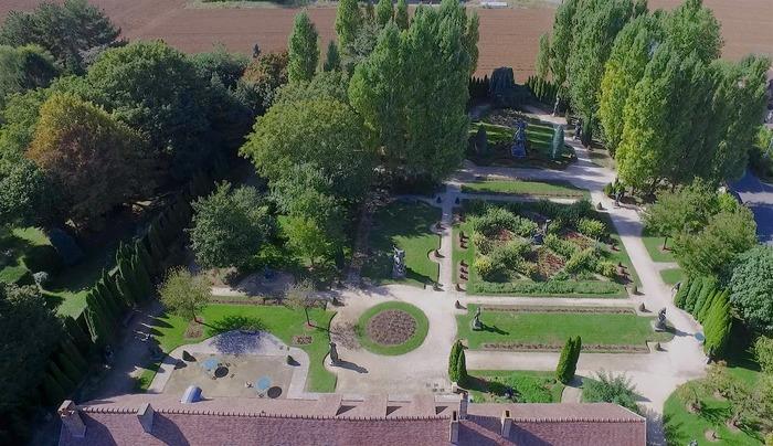 Journées du patrimoine 2018 - Visites guidées du jardin du musée Bourdelle