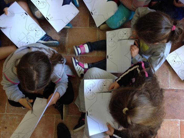 Journées du patrimoine 2018 - Pour les enfants en visite à l'abbaye de Flaran…