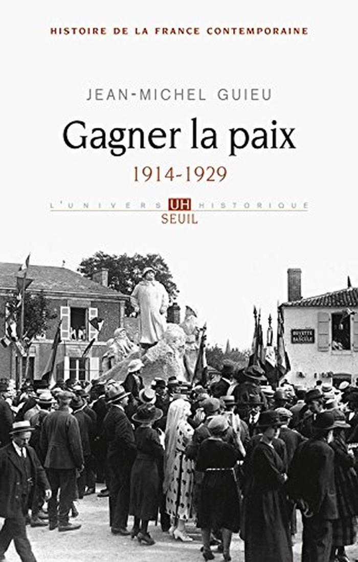 Gagner la paix, conférence de Jean-Michel Guieu