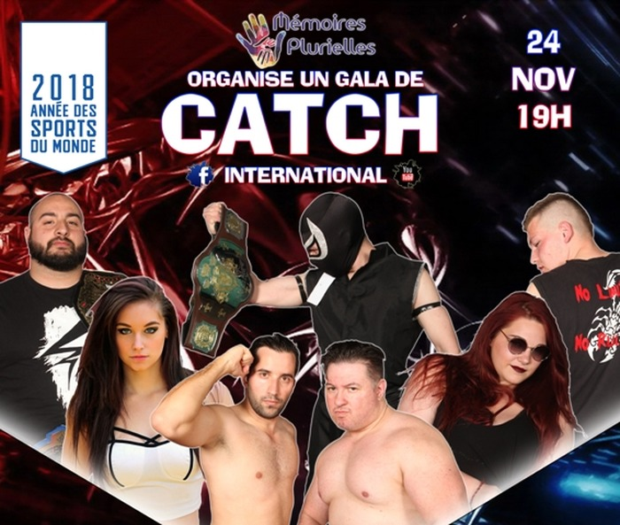Gala de catch international