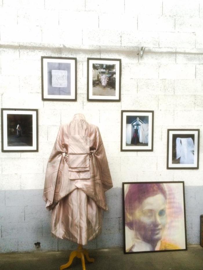Journées du patrimoine 2018 - Galerie de robes au cœur de l'usine TASE :