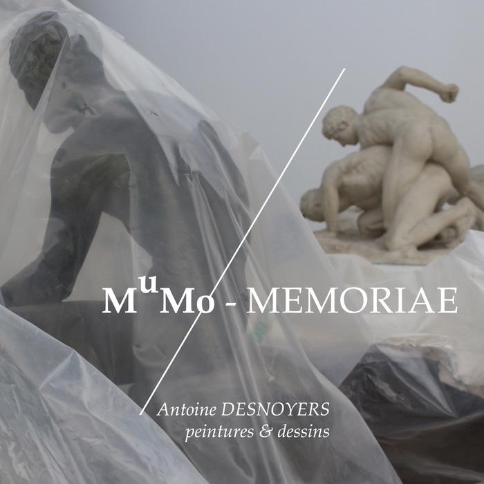 Journées du patrimoine 2018 - MuMo Memoriae : Antoine Desnoyers, peintures et dessins