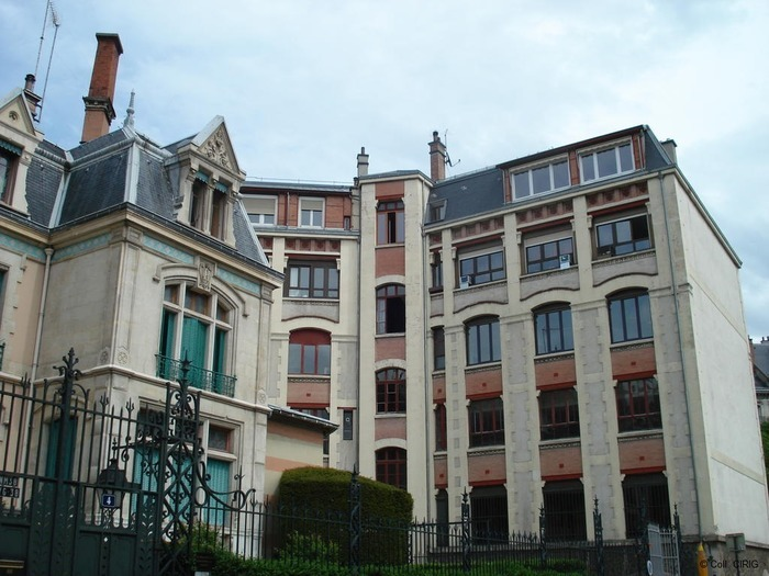Journées du patrimoine 2018 - Circuit «Les ganteries du centre villede Grenoble».