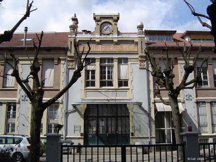 Journées du patrimoine 2018 - Circuit « Les ganteries du quartier de l'Aigle de Grenoble ».