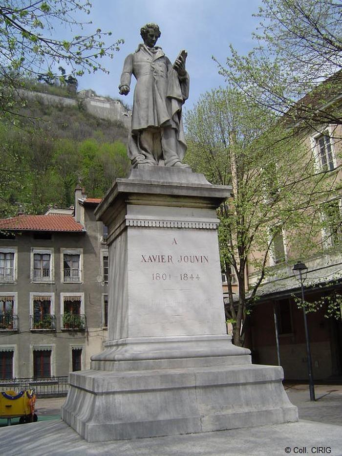 Journées du patrimoine 2018 - Circuit « Les ganteries du quartier Saint-Laurent de Grenoble ».