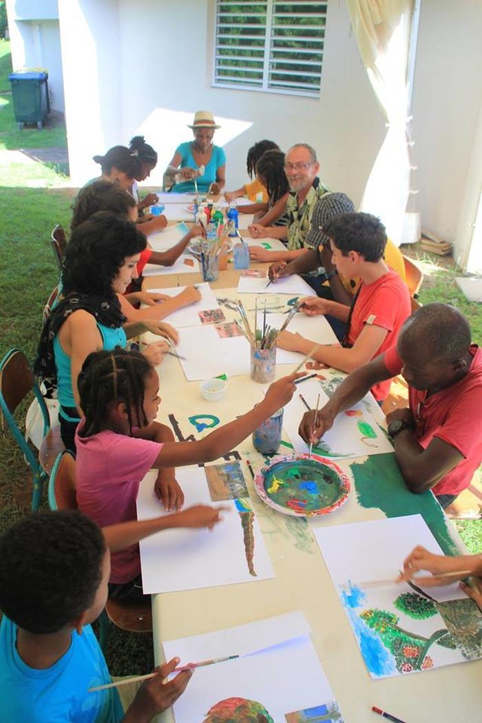 Journées du patrimoine 2018 - Gauguin en famille !