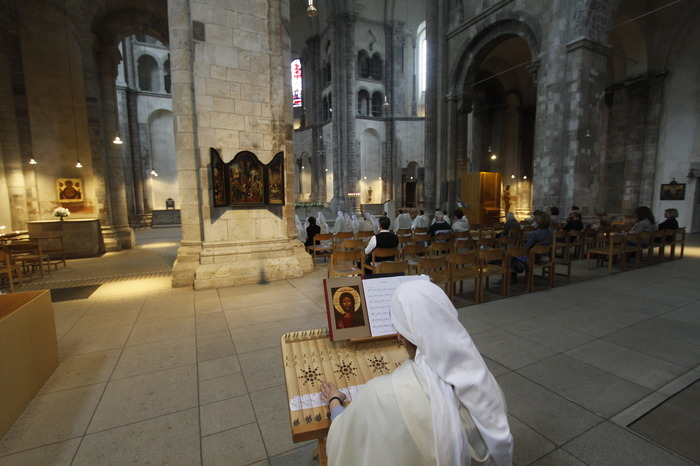 Gebetszeiten an den Samstagen im Dezember