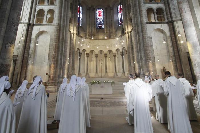 Gebetszeiten in Groß Sankt Martin