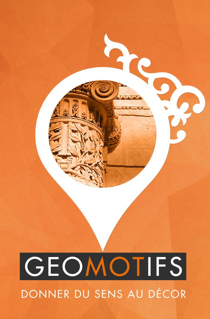 Journées du patrimoine 2018 - GéoMOTifs - Munis de votre téléphone, téléchargez l'application…