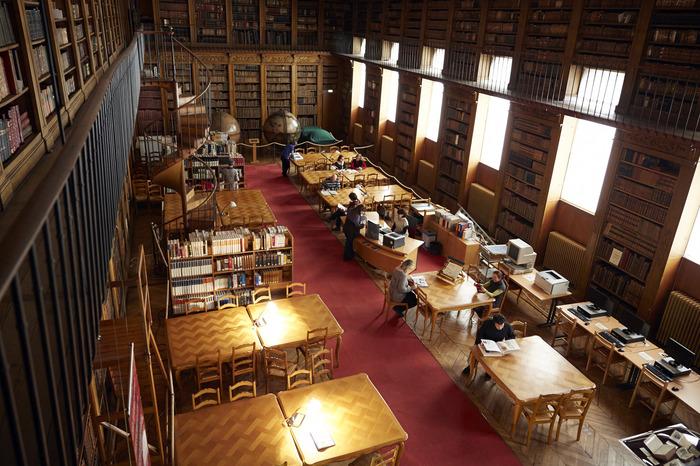 Journées du patrimoine 2018 - Visite historique de la Bibliothèque