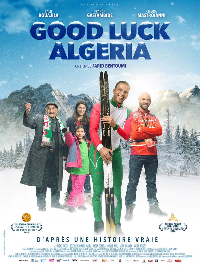 « Good Luck Algeria»