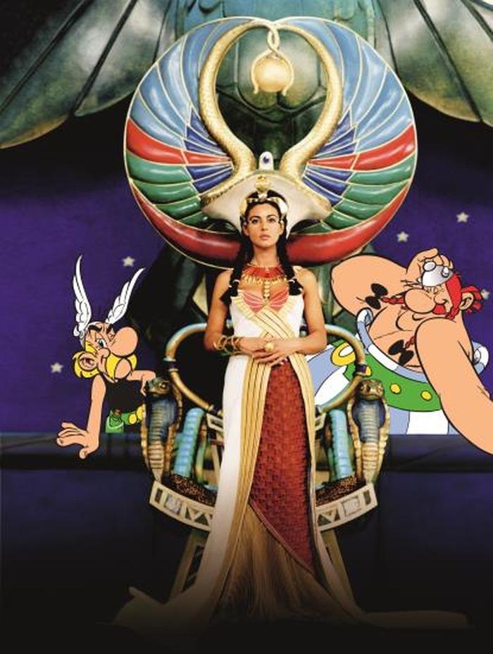 Journées du patrimoine 2018 - Goscinny et le cinéma, Astérix, Lucky Luke & Cie