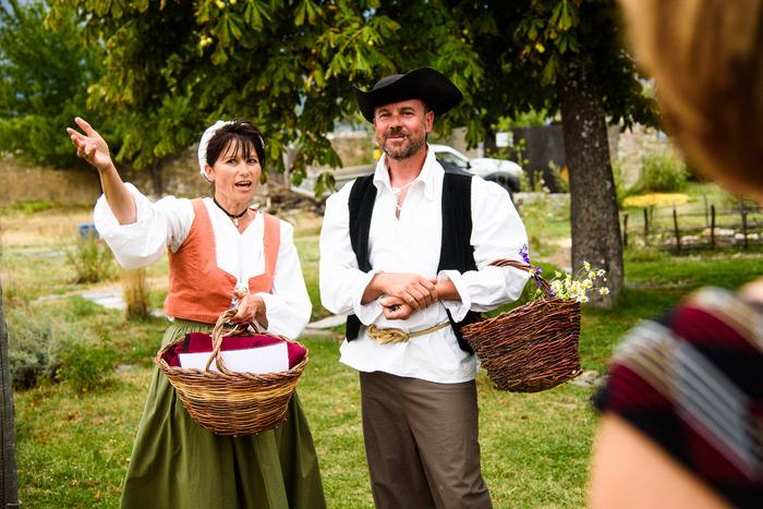 Journées du patrimoine 2018 - Gourmands d'histoire(s)
