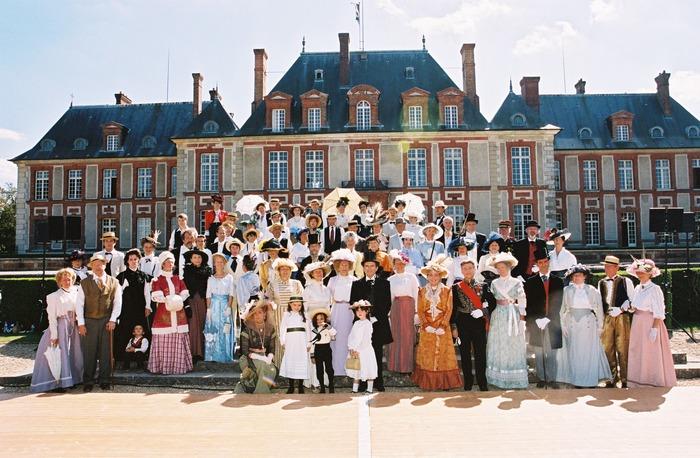 Crédits image : Chateau de Breteuil