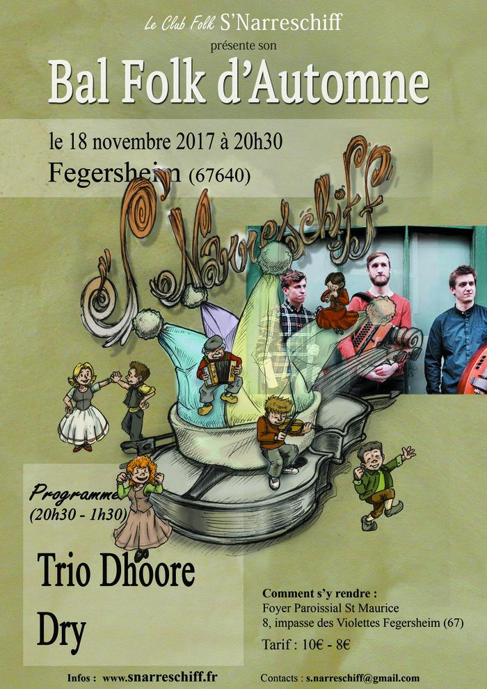 Trio Dhoore & Dry