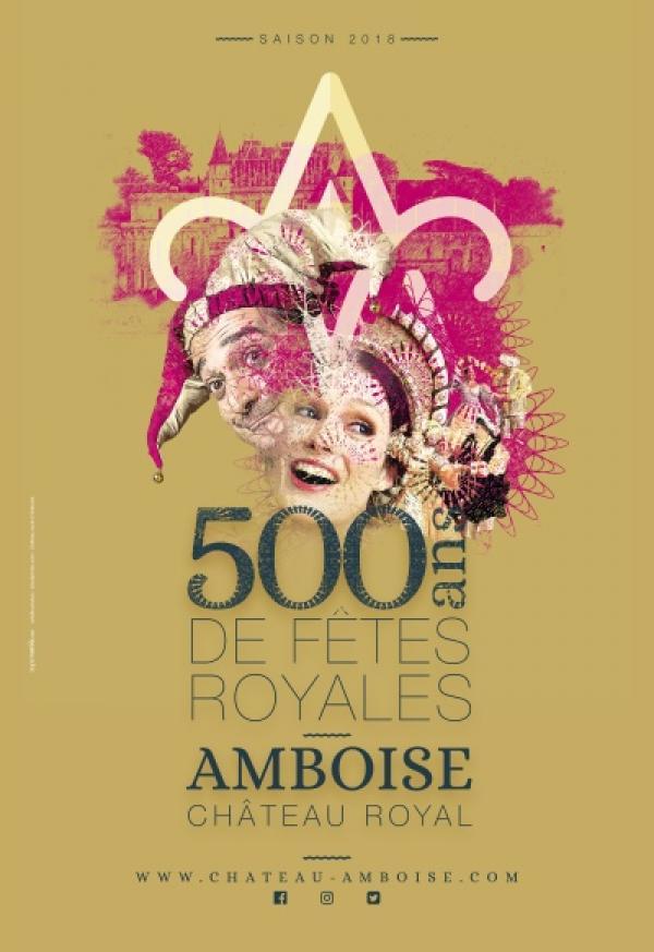 Grand bal Renaissance au château d'Amboise