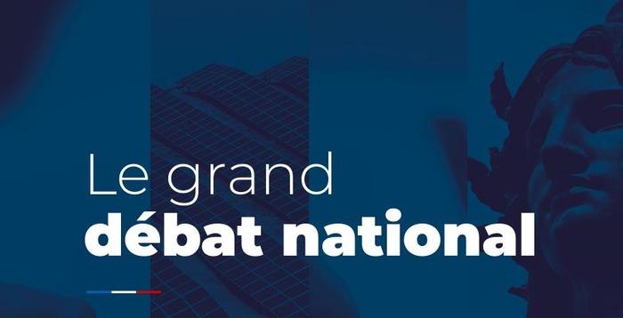 Grand débat à l'Institut Français du Royaume-Uni