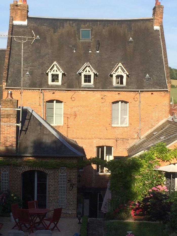 Journées du patrimoine 2018 - Visite guidée du Grand Hostel d'Aumale