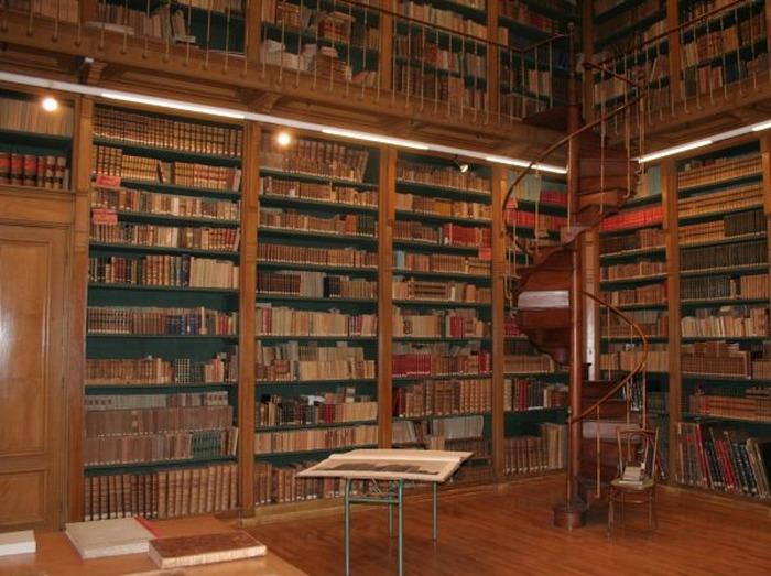 Journées du patrimoine 2018 - Découvrez la Grande Bibliothèque de Gray