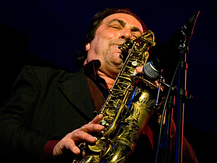 GREG ABATE sax & JOSE Caparros Tpt Quintet