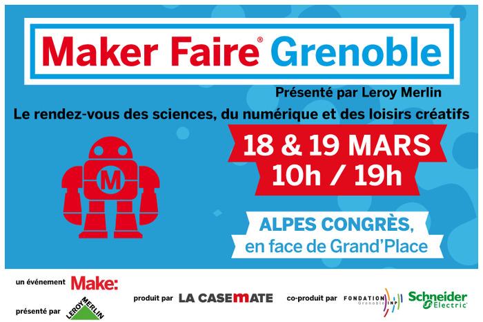 Grenoble Maker Faire