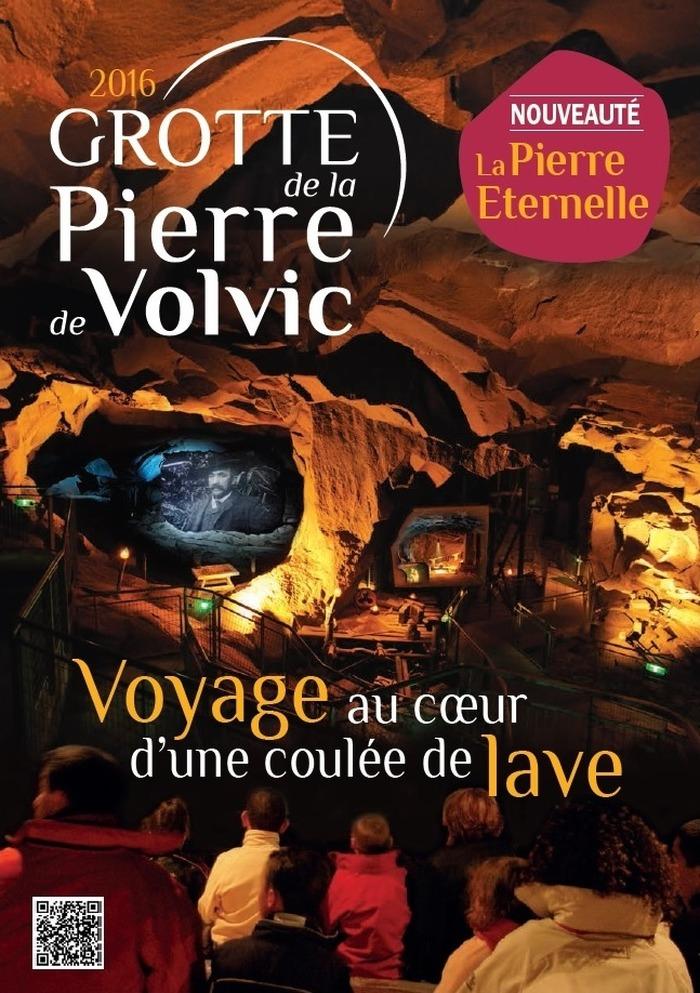 Journées du patrimoine 2018 - Voyage au coeur d'une coulée de lave