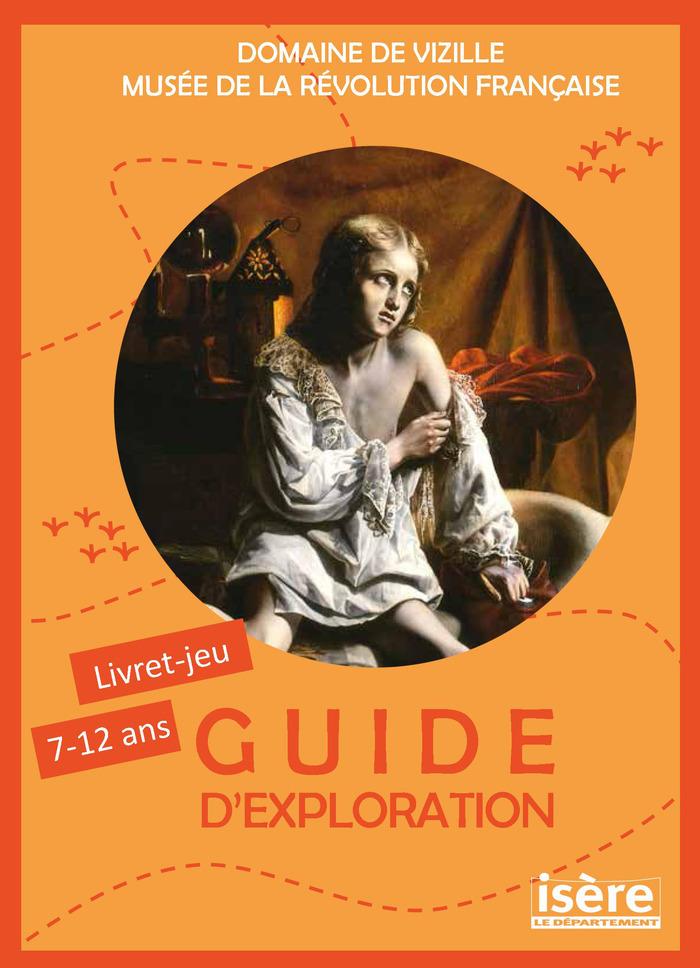 Journées du patrimoine 2018 - Guide d'exploration : les oeuvres à travers des yeux d'enfants.