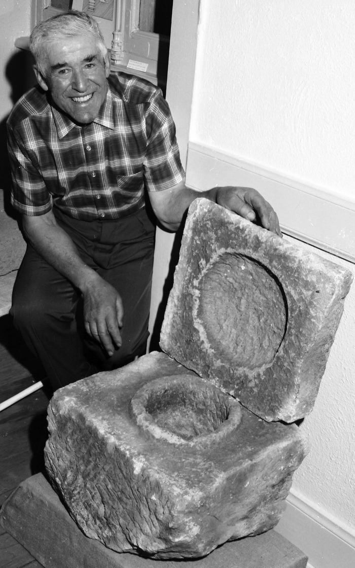 Journées du patrimoine 2018 - Visite commentée de l'exposition temporaire « Les coffres funéraires gallo-romains en Combraille ».