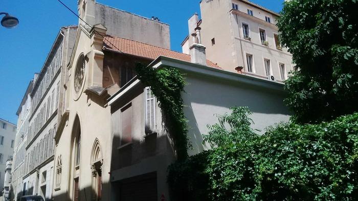 Journées du patrimoine 2018 - Visite guidée de l'église anglicane de Marseille