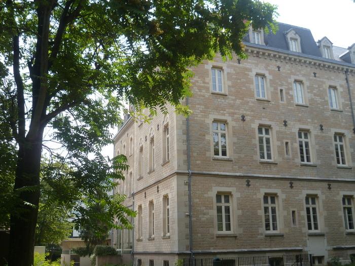 Journées du patrimoine 2018 - Visite guidée du lycée Simone Weil