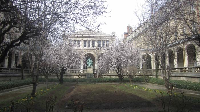 Journées du patrimoine 2018 - Visite guidée du lycée Jacques-Decour