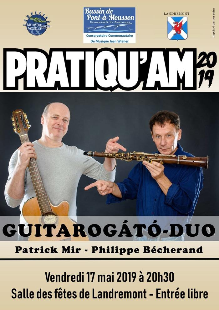 Guitarogátó-Duo