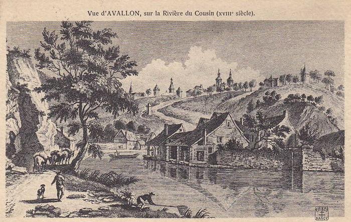 Crédits image : Ville d'Avallon