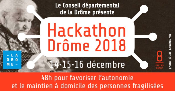 Hackathon Drôme 2018
