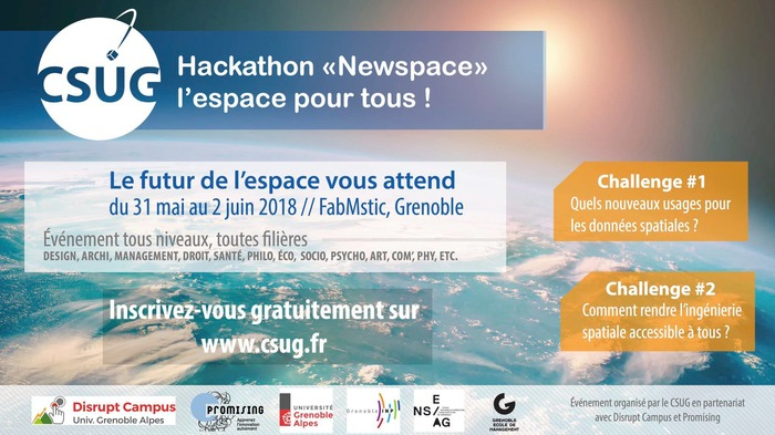 Hackathon Newspace 2018