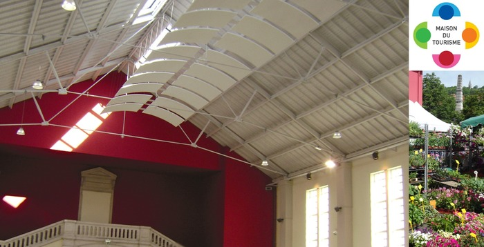Journées du patrimoine 2017 - Quizz aux Halles de Vesoul