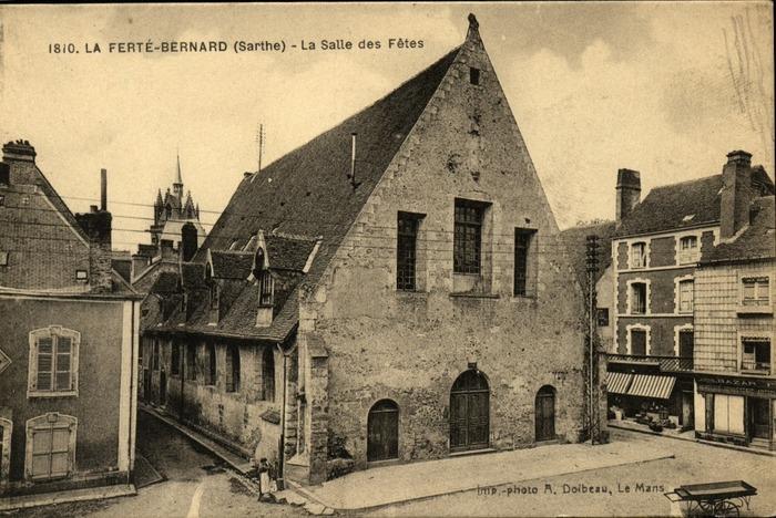 Journées du patrimoine 2018 - Halles Denis Béalet