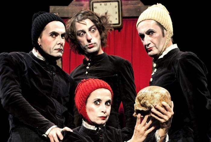 Hamlet en 30 minutes /Compagnie Un bruit qui court
